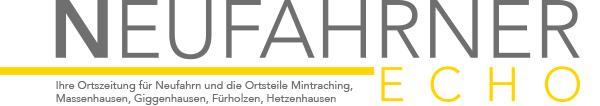 Neufahrner-Echo-Nachrichten-und-Aktuelles-aus-Neufahrn-Mintraching-Massenhausen-Giggenhausen-Fuerholzen-Hetzenhausen-Logo