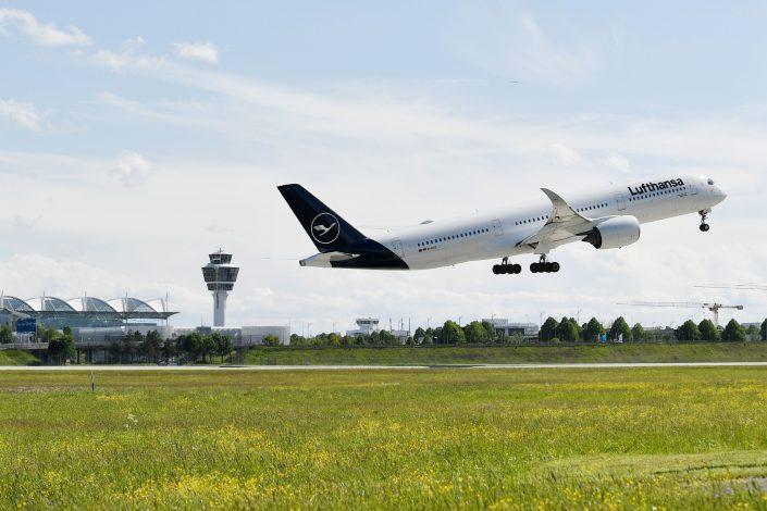 Restart Terminal 1 Flughafen München