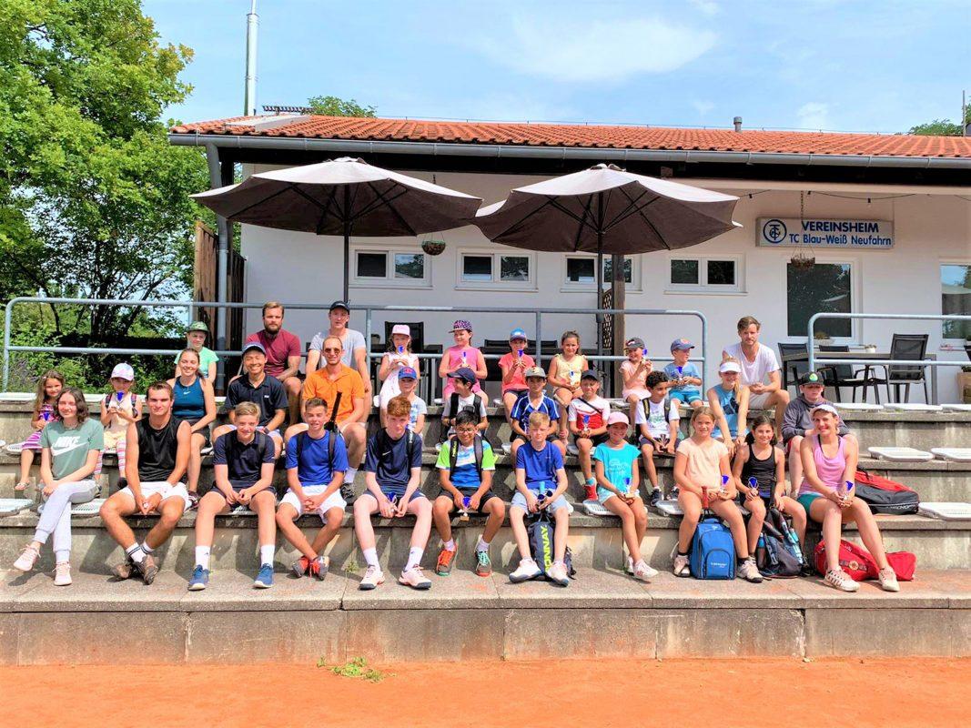 Tenniscamp TC Blau Weiss Neufahrn
